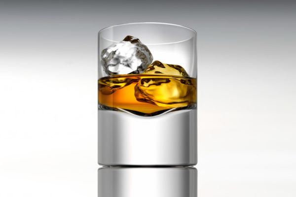 single-glass-middle